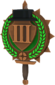 Painted Tournament Medal - Chapelaria Highlander 32CD32 Third Place.png
