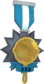 Painted Tournament Medal - Ready Steady Pan 256D8D Ready Steady Pan Panticipant.png