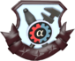 Painted Tournament Medal - Team Fortress Competitive League 3B1F23.png