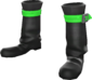 Painted Bandit's Boots 32CD32.png
