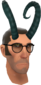 Painted Horrible Horns 2F4F4F Sniper.png