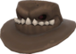 Painted Snaggletoothed Stetson 3B1F23.png