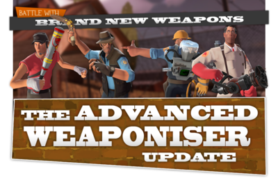 Advanced Weaponiser Update