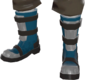 Painted Forest Footwear 256D8D.png