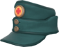 Painted Medic's Mountain Cap 2F4F4F.png