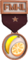 Painted Tournament Medal - Fruit Mixes Highlander 3B1F23 Bronze Medal.png