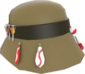 Painted Bloke's Bucket Hat 2D2D24.png