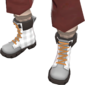 Painted Highland High Heels E6E6E6.png