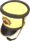 Painted Surgeon's Shako F0E68C.png