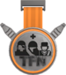 Painted Tournament Medal - TFNew 6v6 Newbie Cup C36C2D Participant.png