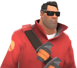 Spook Specs Official Tf2 Wiki Official Team Fortress Wiki