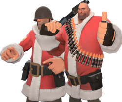 Gabenbringer Official Tf2 Wiki Official Team Fortress Wiki