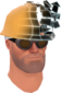 Painted Defragmenting Hard Hat 17% 839FA3.png