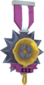 Painted Tournament Medal - Ready Steady Pan 7D4071 Ready Steady Pan Helper Season 3.png