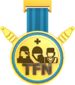 Painted Tournament Medal - TFNew 6v6 Newbie Cup 256D8D.png
