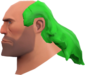 Painted Heavy's Hockey Hair 32CD32.png