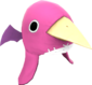 Painted Prinny Hat FF69B4.png
