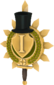 Painted Tournament Medal - Chapelaria Highlander 808000.png