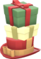 Painted Towering Pile of Presents F0E68C.png