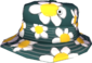 Painted Summer Hat 2F4F4F Carefree Summer Nap.png