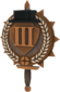 Painted Tournament Medal - Chapelaria Highlander C5AF91 Third Place.png