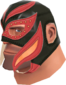 Painted Large Luchadore 2D2D24.png