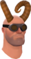 Painted Horrible Horns C36C2D Engineer.png