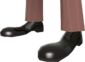 Painted Rogue's Brogues 2D2D24.png