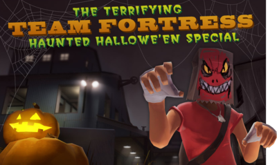 Haunted Hallowe'en Special - Official TF2 Wiki | Official Team ...