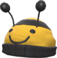 Painted Bumble Beenie E7B53B.png