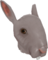 Painted Horrific Head of Hare 654740.png