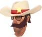 Painted Lone Star 3B1F23.png
