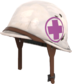 Painted Surgeon's Stahlhelm 7D4071.png