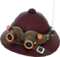 Painted Lord Cockswain's Pith Helmet 3B1F23.png