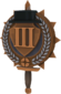 Painted Tournament Medal - Chapelaria Highlander 7E7E7E Third Place.png