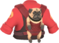 Painted Puggyback 2D2D24.png