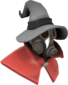 Painted Seared Sorcerer 7E7E7E Hat and Cape Only.png