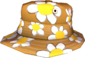 Painted Summer Hat B88035 Carefree Summer Nap.png
