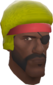Painted Demoman's Fro 808000.png