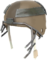 Painted Helmet Without a Home 7C6C57.png