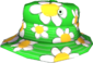 Painted Summer Hat 32CD32 Carefree Summer Nap.png