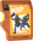 Painted Tournament Medal - RETF2 Retrospective CF7336 Ready Steady Pan! Winner.png