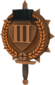 Painted Tournament Medal - Chapelaria Highlander CF7336 Third Place.png