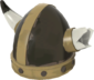Painted Tyrant's Helm 2D2D24.png