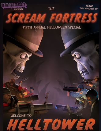 Scream Fortress 2013 - Official TF2 Wiki | Official Team Fortress Wiki