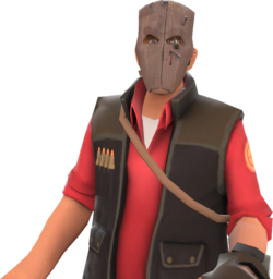 hallowed headcase - Tf2 Halloween Masks