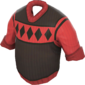 Painted Siberian Sweater 2D2D24.png