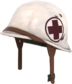 Painted Surgeon's Stahlhelm 3B1F23.png