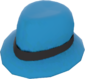 Painted Flipped Trilby 256D8D.png