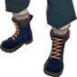 Painted Highland High Heels 18233D.png